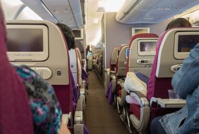 Divertisment la bord! Companiile aeriene se întrec în tehnologii!