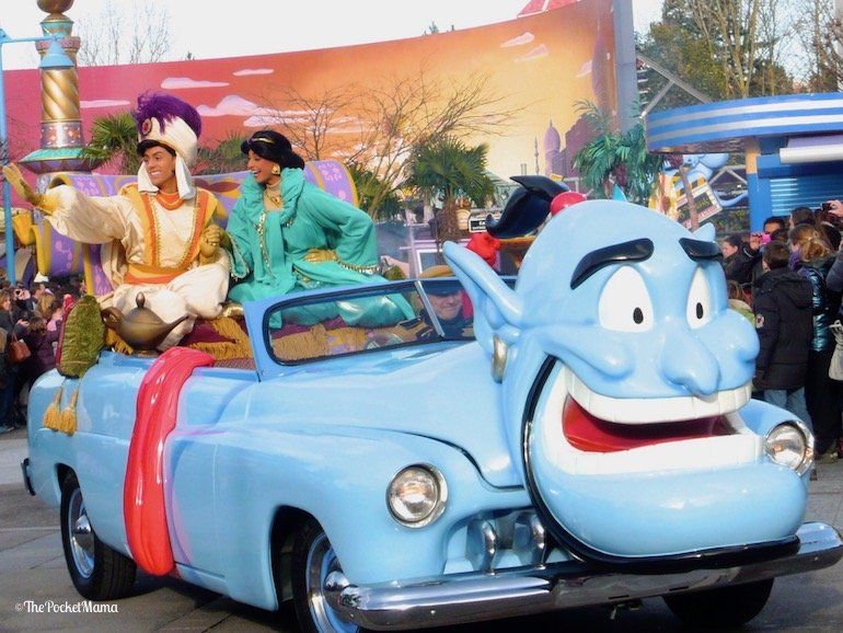 Aladin ai Walt disney Studios