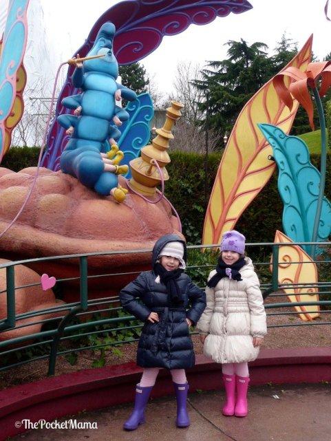 Alice nel Paese delle Meraviglie a Disneyland Paris