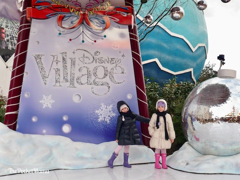 Disney Village a Disneyland Paris