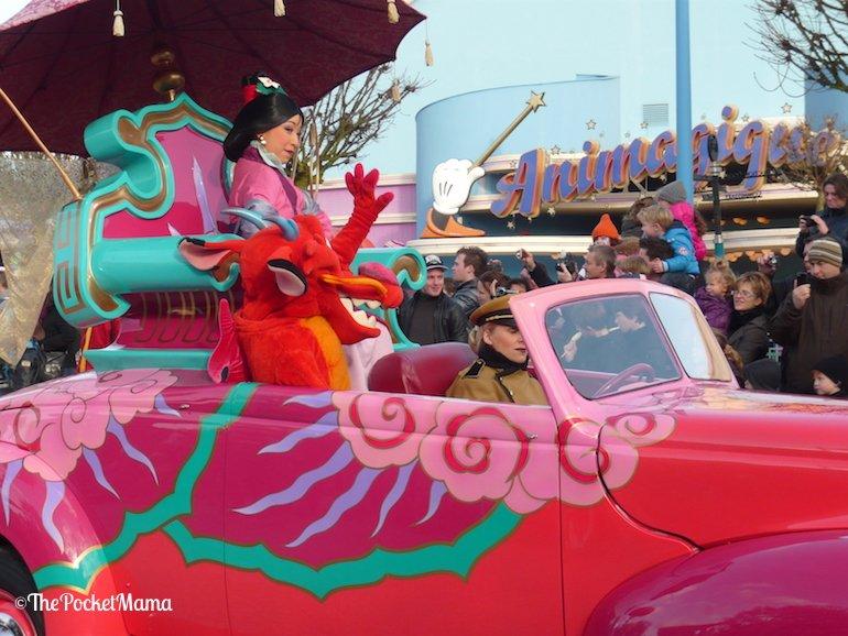 Mulan ai walt Disney Studios