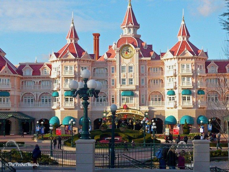 ingresso Disneyland Paris