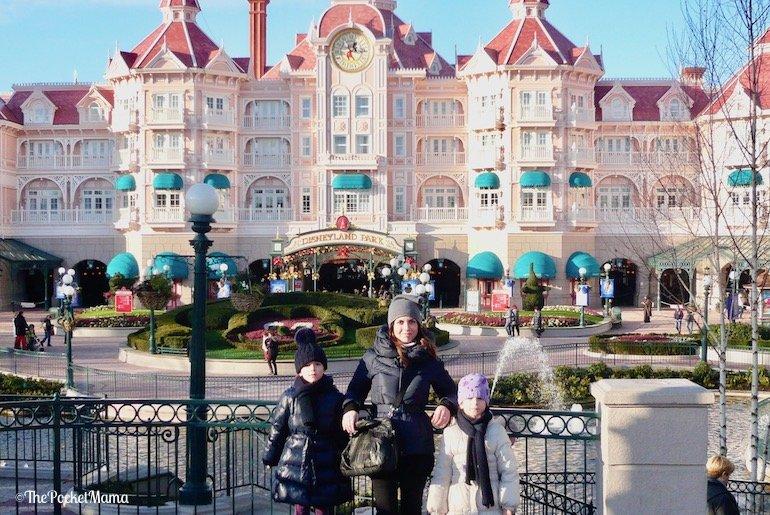 iniziare l'anno a Disneyland Paris