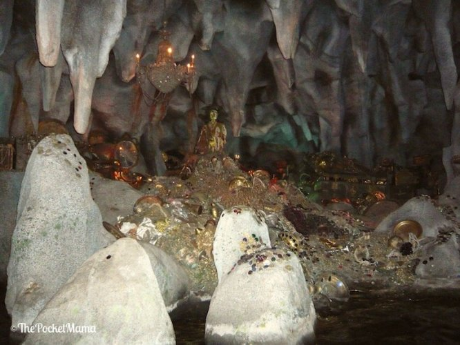 tesoro di Davy Jones a Skull Rock