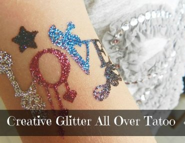 Tatoo glitterati