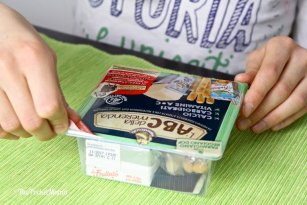 kit ABC della merenda parmigiano