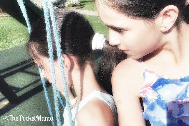 la mamma delle gemelle