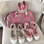 bensimon scarpe e borsa SS 2017