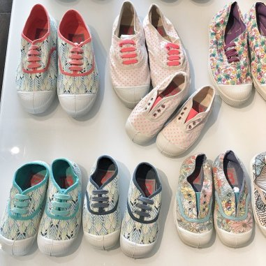 bensimon scarpe limites edition SS 2017