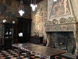 sala da pranzo casa museo bagatti valsecchi