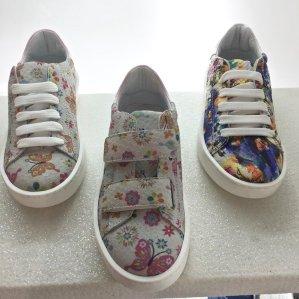 scarpe basse melania fantastia primavera estate 2017