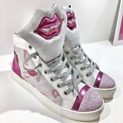 sneakers kiss jarrett SS 2017