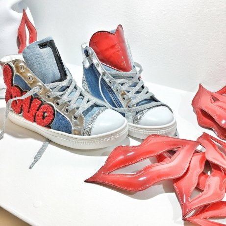 sneakers love jarrett SS 2017