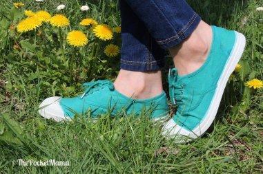 bensimon verde menta primavera estate 2017