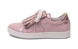 sneakers rosa ninette en fleur