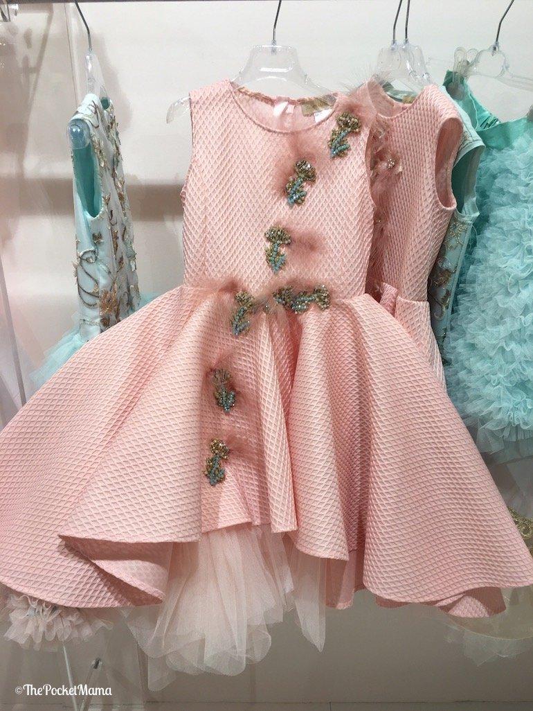 vestito rosa Pamilla SS 2018