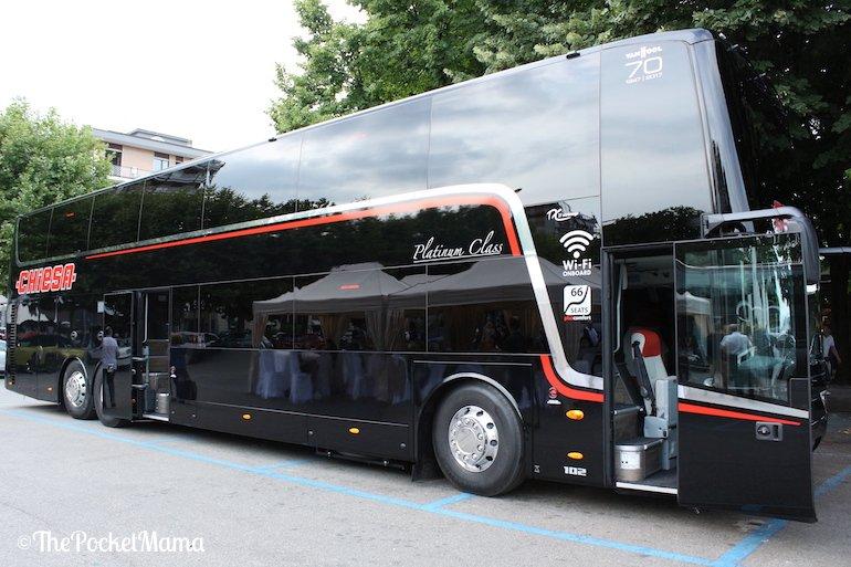 Bus Platinum Chiesa Viaggi