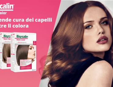 Tinta per capelli Bioscalin Nutri Color
