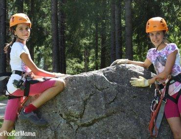 Accropark di Chamonix