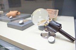 lente ingrandimento museo NOI