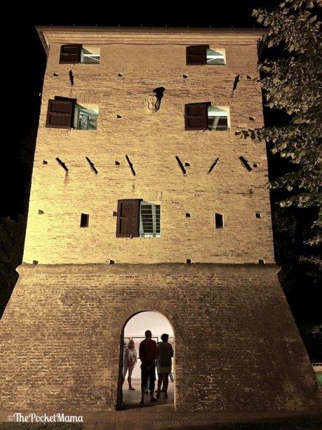 torre saracena a bellaria igea marina