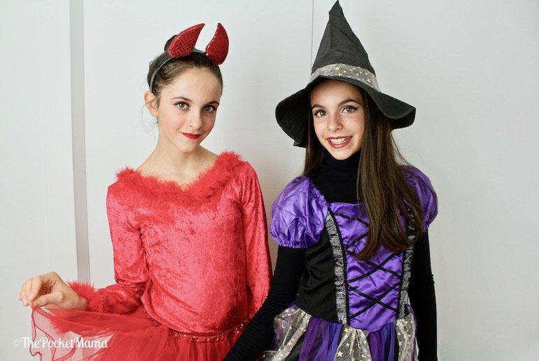 costumi di Halloween online - diavoletta o streghetta?