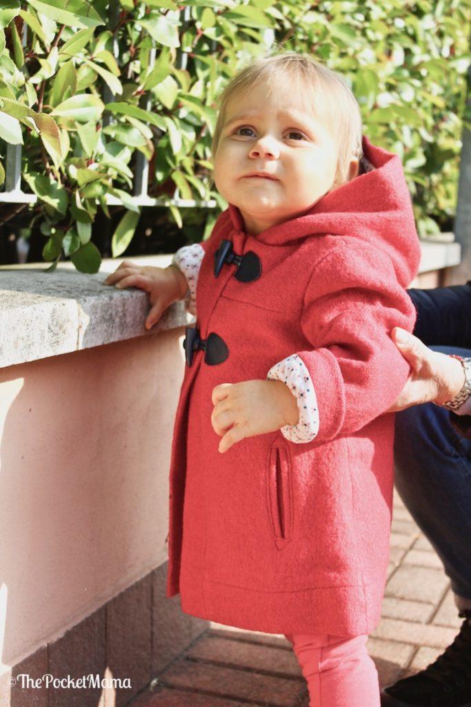 cappotto corallo baby noukie's AI 2017-2018