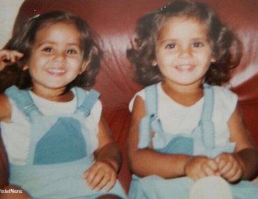 due gemelle a confronto