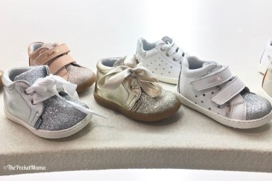 sneakers baby Melania SS 2018