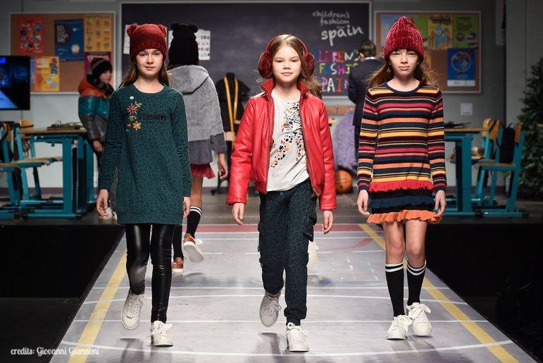 Anticipazioni moda bambina autunno inverno 2018,2019