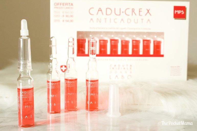 Cadu Crex fiale capellli Labo Suisse