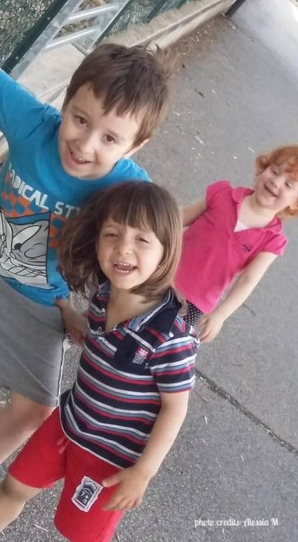 la storia della twins mamma Alessia