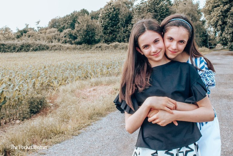 estate a stelle e strisce con Loredana