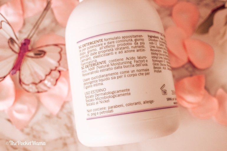 formulazione SC detergente