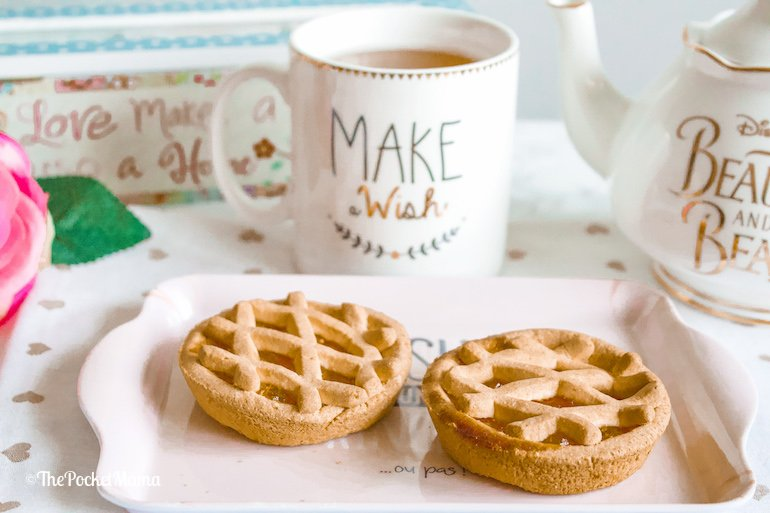 crostatine senza glutine per merenda e colazione