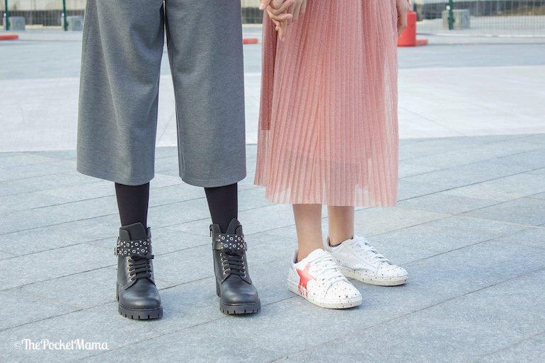 scarpe Melania autunno-inverno