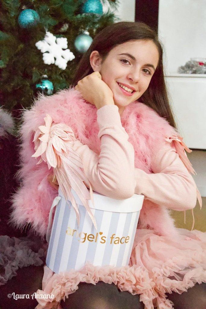 Cardigan Helena Angel's Face rosa
