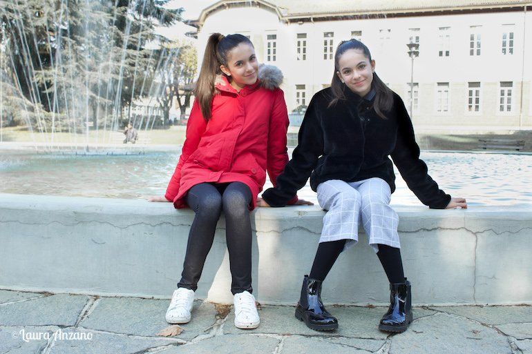 outfit iDO autunno-inverno 2018-2019