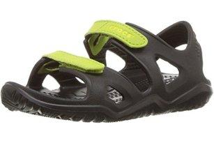 sandali crocs a strappo