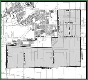 Elfrida Site Map