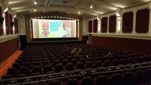 Inside the Playhouse Cinema
