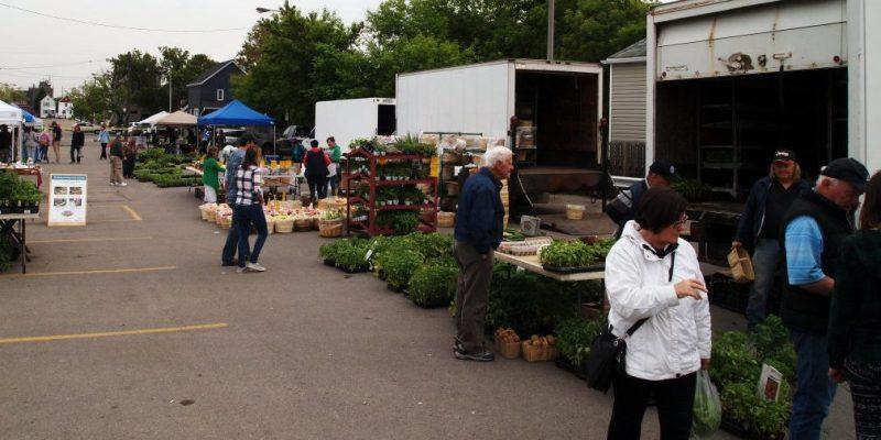 File photo of Farmers' Market
