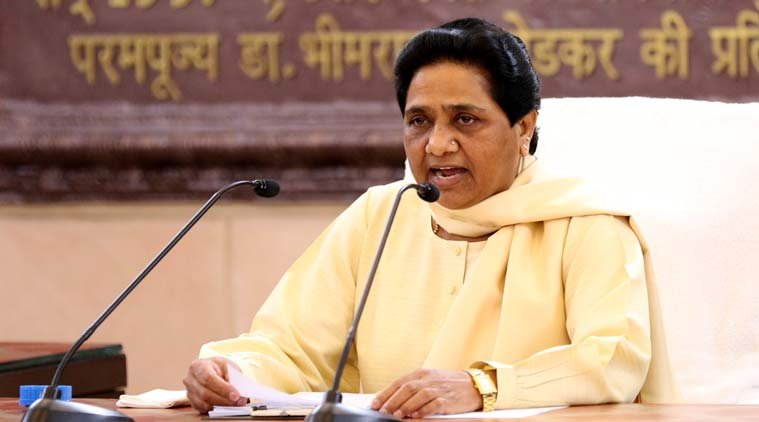 Mayawati slams Congress for double standard on Kota deaths