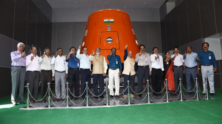 """India's first human space mission """"Gaganyaan"""" will not be affected by COVID pandemic: Dr.Jitendra Singh"""