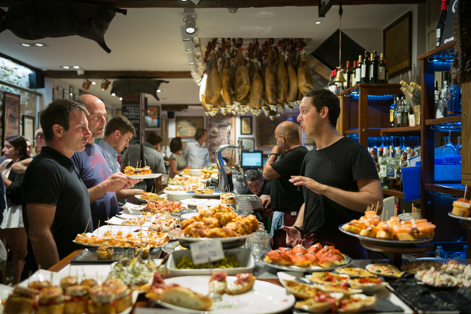 Tapas. (Photo by Tim Graham/Getty Images)