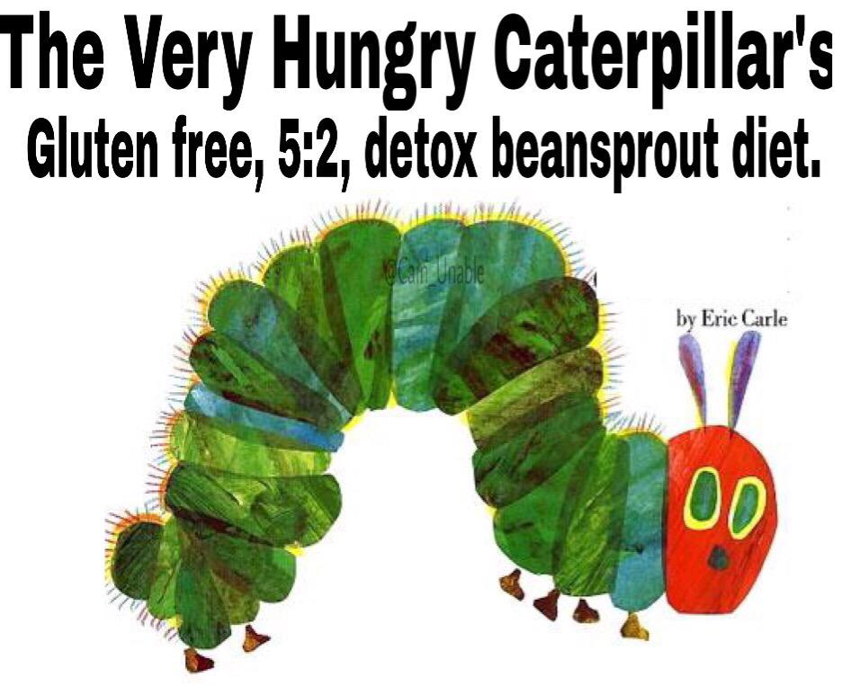 Very Hungry Caterpiller