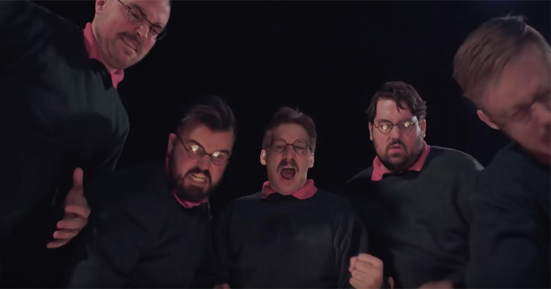 The Ned Flanders Themed Metal Band Have Released Their