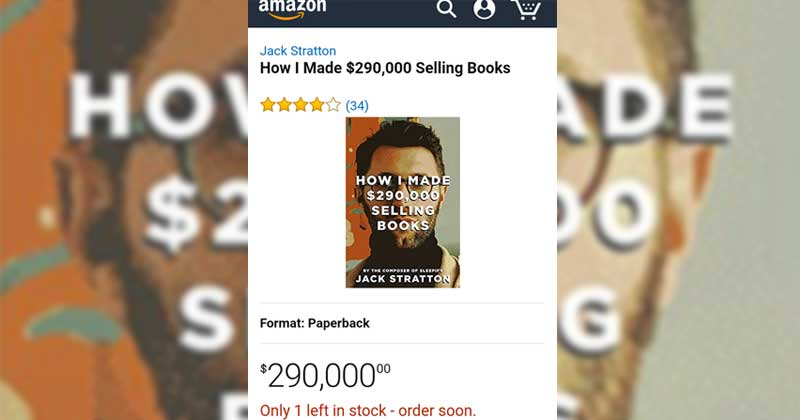 How I made 290000 selling books The Poke