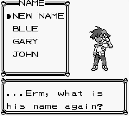 pokemon blue screenshot 3