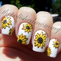 Sunflowers... - The Polished Mommy